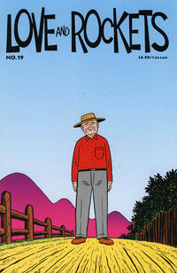 Cover Thumbnail for Love and Rockets (Fantagraphics, 2000 series) #19
