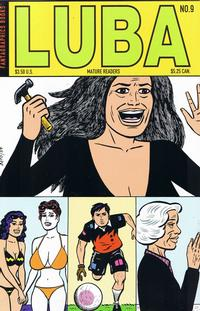 Cover Thumbnail for Luba (Fantagraphics, 1998 series) #9