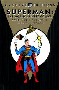 Cover Thumbnail for Superman: The World's Finest Comics Archives (DC, 2004 series) #2