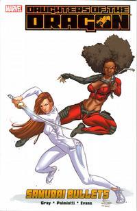 Cover Thumbnail for Daughters of the Dragon: Samurai Bullets (Marvel, 2006 series) #[nn]