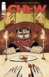 Cover Thumbnail for Chew (Image, 2009 series) #5