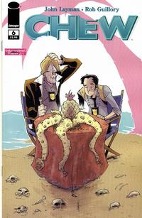 Cover Thumbnail for Chew (Image, 2009 series) #6