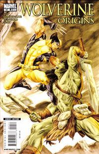 Cover Thumbnail for Wolverine: Origins (Marvel, 2006 series) #41