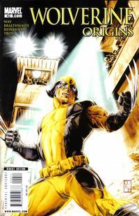 Cover Thumbnail for Wolverine: Origins (Marvel, 2006 series) #42