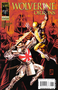 Cover Thumbnail for Wolverine: Origins (Marvel, 2006 series) #43
