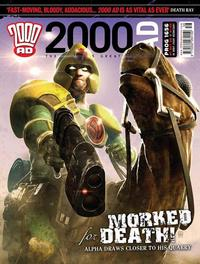 Cover Thumbnail for 2000 AD (Rebellion, 2001 series) #1656