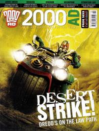 Cover Thumbnail for 2000 AD (Rebellion, 2001 series) #1659