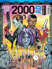Cover Thumbnail for 2000 AD (Rebellion, 2001 series) #1661
