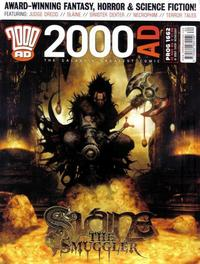 Cover Thumbnail for 2000 AD (Rebellion, 2001 series) #1662
