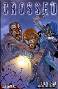 Cover Thumbnail for Crossed (Avatar Press, 2008 series) #8