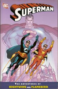 Cover Thumbnail for Superman: The Adventures of Nightwing and Flamebird (DC, 2009 series)