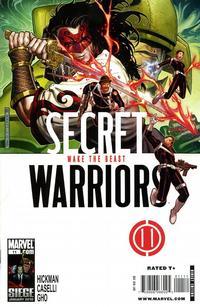 Cover Thumbnail for Secret Warriors (Marvel, 2009 series) #11