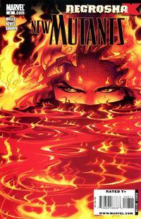 Cover Thumbnail for New Mutants (Marvel, 2009 series) #8