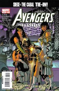 Cover Thumbnail for Avengers: The Initiative (Marvel, 2007 series) #31 [Standard Cover]