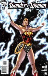 Cover Thumbnail for Wonder Woman (DC, 2006 series) #39