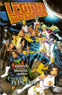 Cover Thumbnail for Legion of Super-Heroes: Enemy Rising (DC, 2009 series)