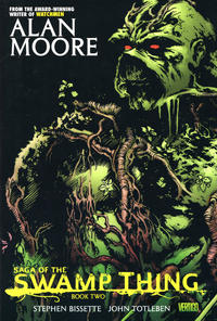 Cover Thumbnail for Saga of the Swamp Thing (DC, 2009 series) #2