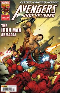 Cover Thumbnail for Avengers Unconquered (Panini UK, 2009 series) #10