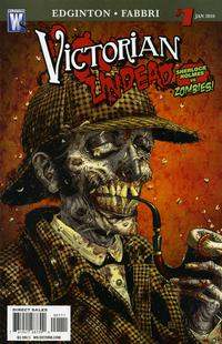Cover Thumbnail for Victorian Undead (DC, 2010 series) #1 [Standard Cover]