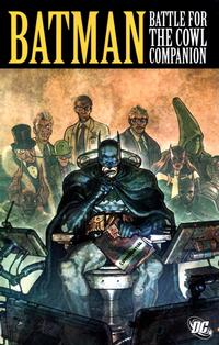 Cover Thumbnail for Batman: Battle for the Cowl Companion (DC, 2009 series)