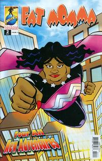 Cover Thumbnail for Fat Momma (Esteem Comics, 2006 series) #2