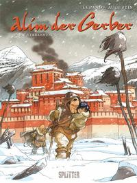 Cover Thumbnail for Alim der Gerber (Splitter Verlag, 2009 series) #2 - Die Verbannung