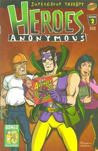 Cover Thumbnail for Heroes Anonymous (Bongo, 2003 series) #2