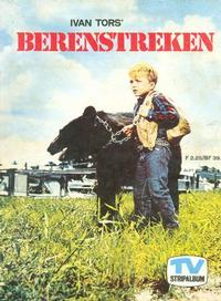 Cover Thumbnail for Berenstreken (Vanderhout, 1968 series)