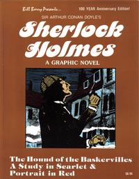 Cover Thumbnail for Sherlock Holmes (CB Publications, 1987 series)