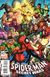 Cover Thumbnail for Spider-Man & the Secret Wars (Marvel, 2010 series) #2