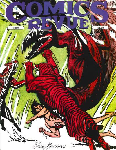 Cover for Comics Revue (Manuscript Press, 1985 series) #280
