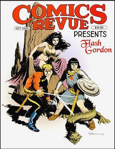 Cover for Comics Revue (Manuscript Press, 1985 series) #281 - 282