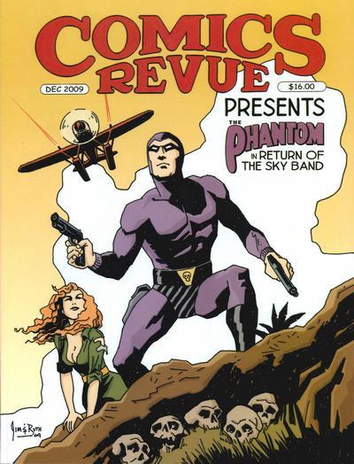 Cover for Comics Revue (Manuscript Press, 1985 series) #283 - 284