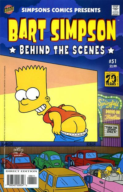 Cover for Simpsons Comics Presents Bart Simpson (Bongo, 2000 series) #51
