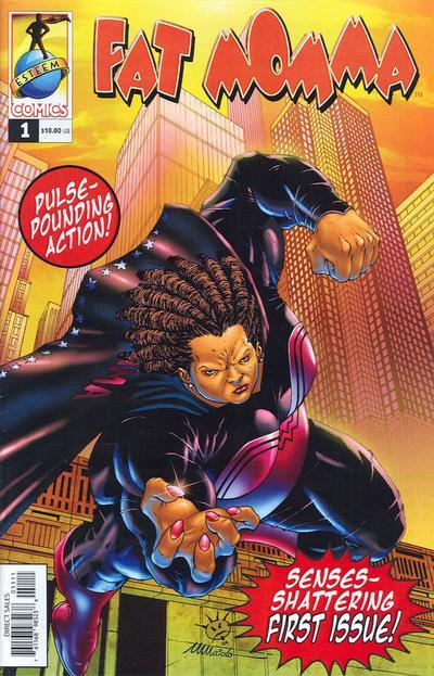 Cover for Fat Momma (Esteem Comics, 2006 series) #1