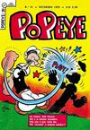 Cover for Popeye (Editora Brasil-América [EBAL], 1953 series) #31