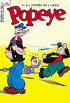 Cover for Popeye (Editora Brasil-América [EBAL], 1953 series) #56