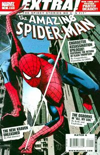 Cover Thumbnail for Amazing Spider-Man: Extra! (Marvel, 2008 series) #3