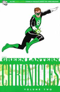 Cover for The Green Lantern Chronicles (DC, 2009 series) #2