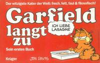 Cover Thumbnail for Garfield (Wolfgang Krüger Verlag, 1984 series) #1
