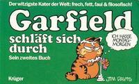 Cover Thumbnail for Garfield (Wolfgang Krüger Verlag, 1984 series) #2