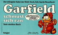 Cover Thumbnail for Garfield (Wolfgang Krüger Verlag, 1984 series) #7