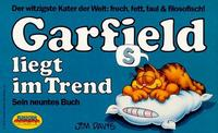 Cover Thumbnail for Garfield (Wolfgang Krüger Verlag, 1984 series) #9