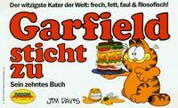 Cover Thumbnail for Garfield (Wolfgang Krüger Verlag, 1984 series) #10