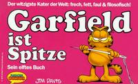 Cover Thumbnail for Garfield (Wolfgang Krüger Verlag, 1984 series) #11