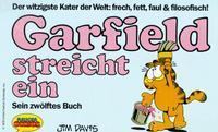 Cover Thumbnail for Garfield (Wolfgang Krüger Verlag, 1984 series) #12