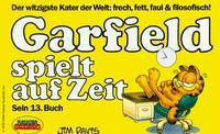 Cover Thumbnail for Garfield (Wolfgang Krüger Verlag, 1984 series) #13
