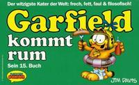 Cover Thumbnail for Garfield (Wolfgang Krüger Verlag, 1984 series) #15