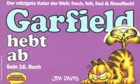 Cover Thumbnail for Garfield (Wolfgang Krüger Verlag, 1984 series) #16