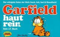 Cover Thumbnail for Garfield (Wolfgang Krüger Verlag, 1984 series) #17